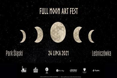 Już jutro rozpoczyna się Full Moon Art Fest