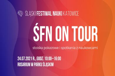 """ŚFN on Tour na """"Śniadaniu na trawie"""" w Parku Śląskim!"""