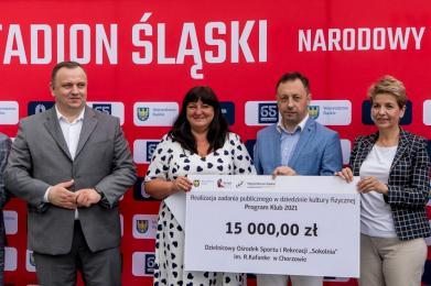 Dofinansowanie dla klubów i stowarzyszeń sportowych z Chorzowa!
