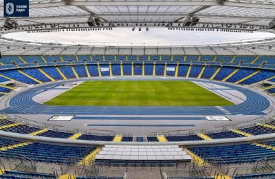 Wakacyjne zwiedzanie Stadionu Śląskiego!