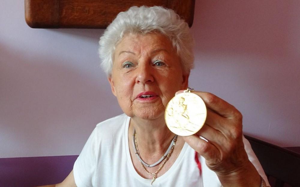Mistrzyni olimpijska z Chorzowa ucierpiała przez powódź. Ruszyła zbiórka na jej rzecz