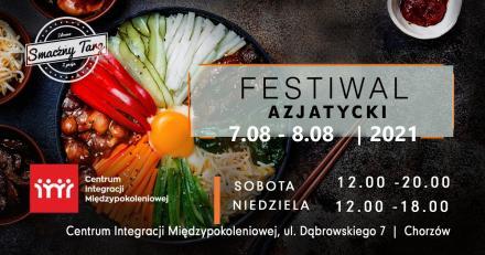 Festiwal Azjatycki w Chorzowie