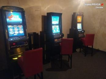 Policjanci wspólnie z funkcjonariuszami KAS zlikwidowali kolejny nielegalny salon gier