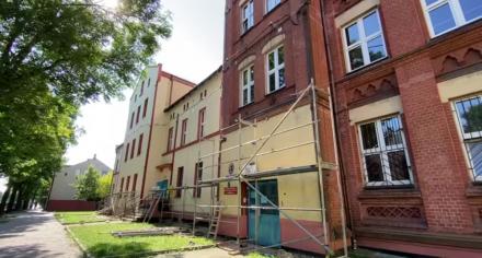 Trwa remont Ośrodka Wsparcia Rodziny. Kosztował miasto 1,7 miliona złotych