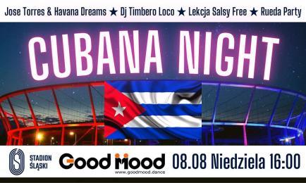 Już w przyszłą niedzielę rozpocznie się Cubana Night! Gościem specjalnym będzie J