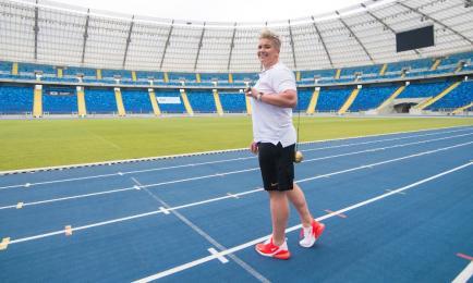 Gratka dla fanów Anity Włodarczyk! Medale mistrzyni z Tokio w sobotę na Stadionie Śląskim