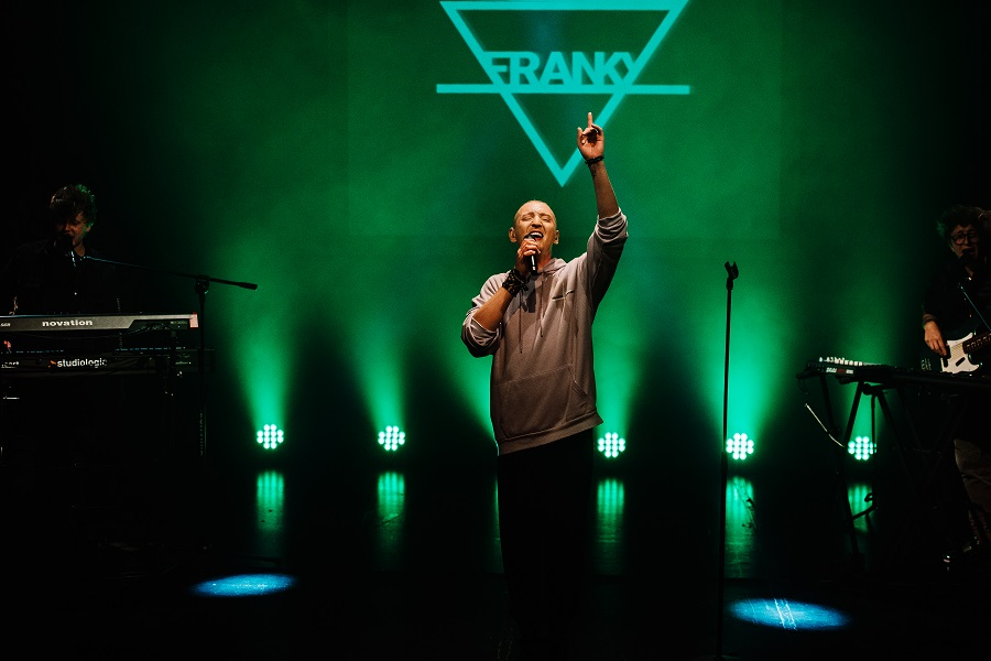 Kamil Franczak zadebiutuje jako FRANKY już 25 września. Zaczyna solową karierę muzyczną
