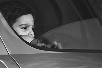 Pamiętajmy o bezpieczeństwie dzieci podczas jazdy pojazdem