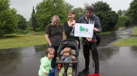 Do Parku Śląskiego wracają ekopatrole. Potrzebni są wolontariusze
