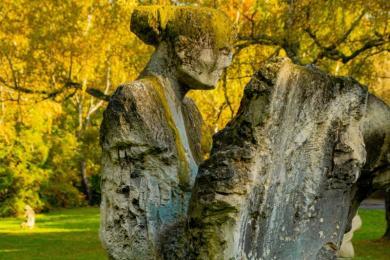 Aż sześć kolejnych rzeźb w Parku Śląskim przejdzie konserwację!
