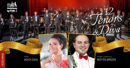 12 Tenorów & Diva już w listopadzie w Teatrze Rozrywki!