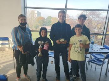 Sukces młodych brydżystów z BLUE CLUB!