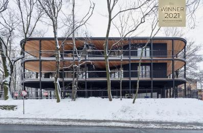 Chorzów: Villa Reden wygrała w konkursie World Design Awards 2021!