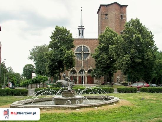 Centrum - Kościół pw. św. Antoniego