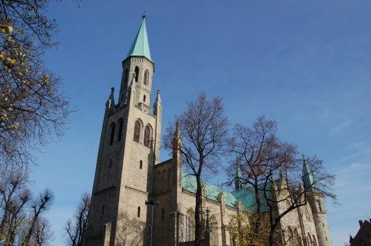 Chorzów II - Kościół pw. św. Barbary