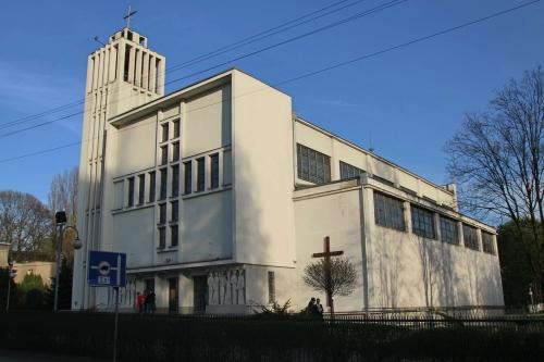 Chorzów II - Kościół pw. św. Floriana