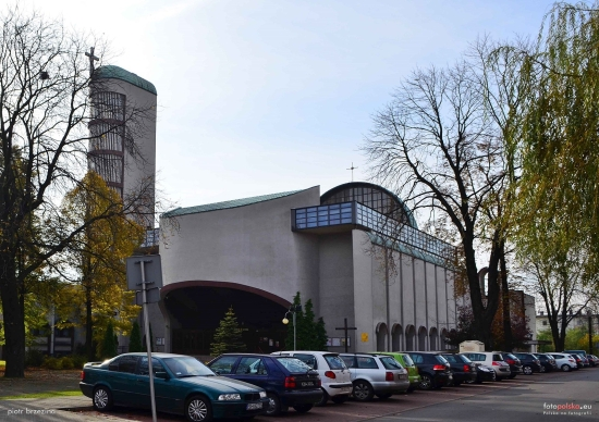 Klimzowiec - Kościół pw. św. Franciszka