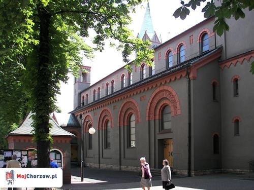 Centrum - Kościół pw. św. Jadwigi