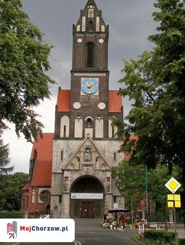 Chorzów II - Kościół pw. św. Józefa