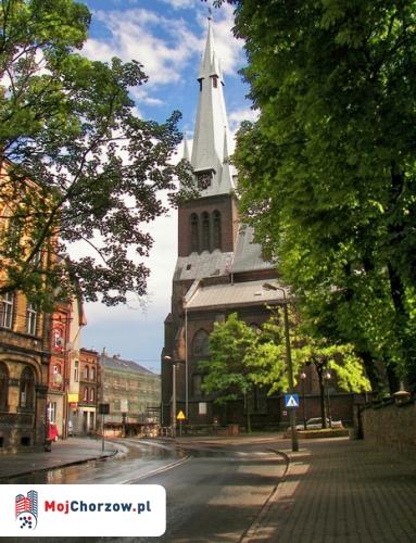 Chorzów Stary - Kościół pw. św. Marii Magdaleny