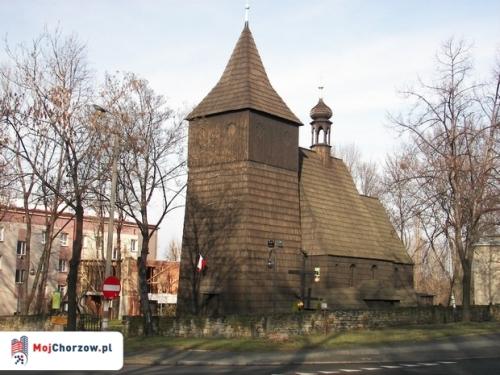 Centrum - Kościół pw. św. Wawrzyńca