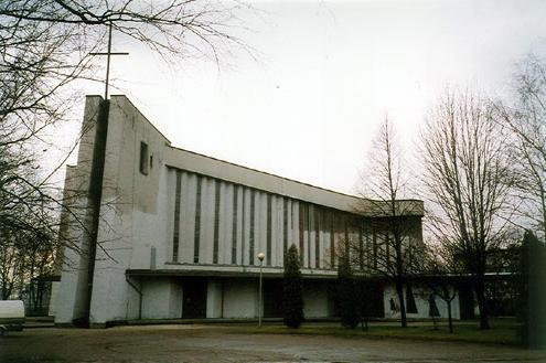 Centrum - Kościół pw. Świętego Ducha