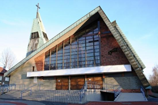 Batory - Kościół pw. Jezusa Chrystusa Dobrego Pasterza