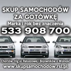 Autokomis LUX - Skup samochodów za gotówkę